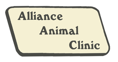 Logo for Alliance Animal Clinic Alliance, Nebraska