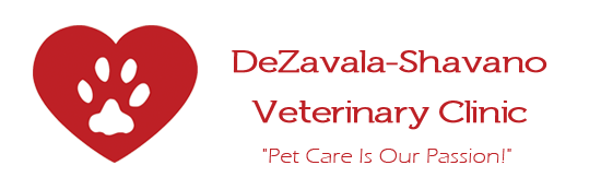 Logo for Veterinarians San Antonio, Texas | DeZavala-Shavano Veterinary Clinic