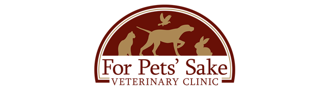 Logo for Veterinarians Sturtevant, Wisconsin | For Pets Sake Veterinary Clinic