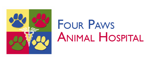 Logo for Veterinarians Statham Georgia | Four Paws Animal Hospital