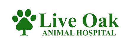 Logo for Veterinarians in Pass Christian  | Live Oak Animal Hospital