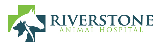 Logo for Riverstone Animal Hospital | Waterloo, Illinois