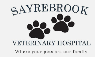 Logo for Sayrebrook Veterinary Hospital | Sayreville, New Jersey