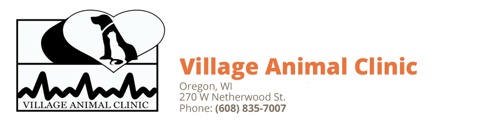 Logo for Veterinarians in Oregon, Wisconsin | Village Animal Clinic