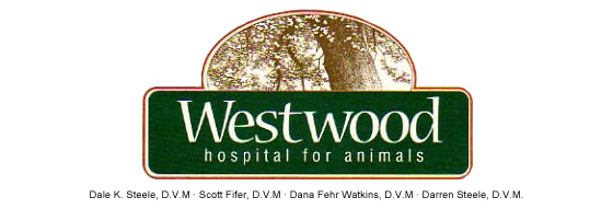 Logo for Veterinarians Brownsburg | Westwood Hospital for Animals